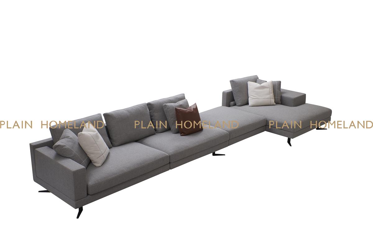 博领家居意式极简系列 沙发