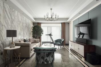 轻奢风格丨雅灰色禅意空间 缔造绝美格调