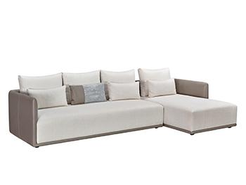 博领家居意式极简系列 沙发SS55317-0