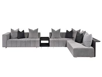 博领家居意式极简系列 沙发SS55324