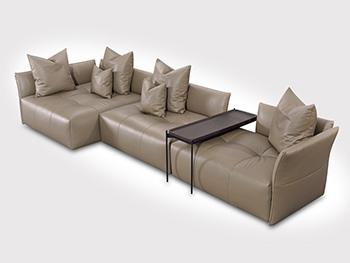 博领家居意式极简系列 沙发SS55337-0