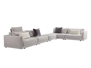 博领家居意式极简系列 沙发SS55369-0