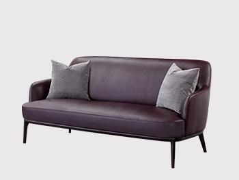 博领家居意式极简系列 沙发SS55383-3